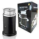 Nespresso Aeroccino 3 Emulsioneur de lait Noir (Import Allemagne)