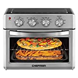 Chefman Air Fryer Toaster Oven, 6 Slice, 26 QT Convection AirFryer w/...