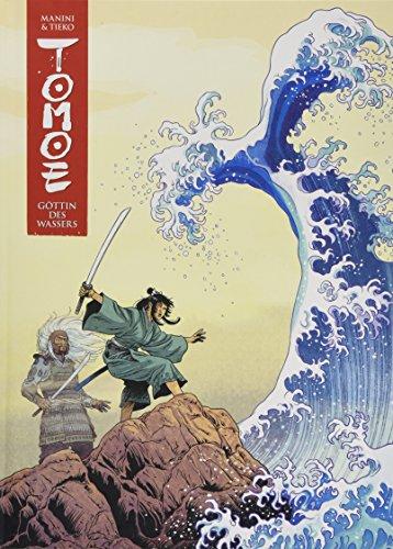 Tomoe: Bd. 1: Göttin des Wassers