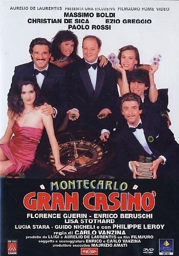 Montecarlo Gran Casino' by christian de sica