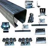 Slide Gate Truck Assembly kit M Cantilever Gate Truck Assemblies Sliding Gate