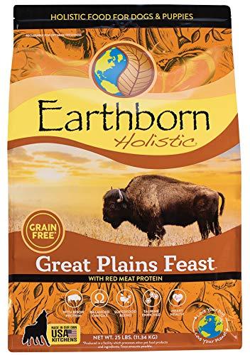 Earthborn Holistic Great Plains Feast Grain-Free...
