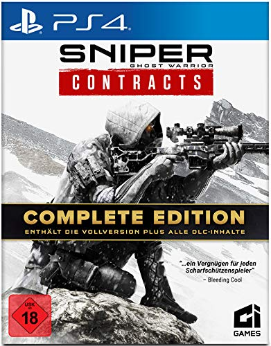 Sniper Ghost Warrior Contracts Complete Edition (PS4)