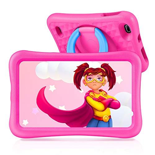 VANKYO Tablet Niños de 8 Pulgadas, Tablet Infantil con ROM de...