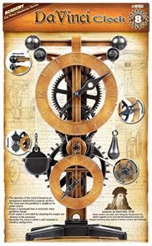 Academy - Horloge De Vinci.