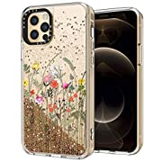 MOSNOVO Case Compatible with Apple iPhone 12 / iPhone 12 Pro- featuring with an innovative shockproof material and co-molded with dual layer protection (TPU Bumper + Hard Back Panel) that protects against scratches, bumps and more. Quality + Safety -...