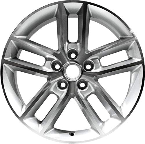 Partsynergy Replacement For New Aluminum Alloy Wheel Rim 18 Inch Fits 2008-2016 Chevy Impala 5-115mm 10 Spoke