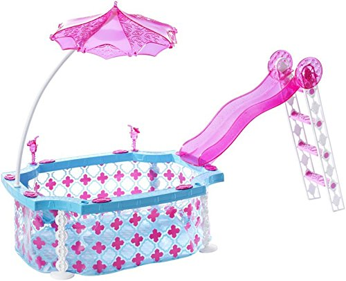 Barbie Mattel CGG91 - Glam Pool