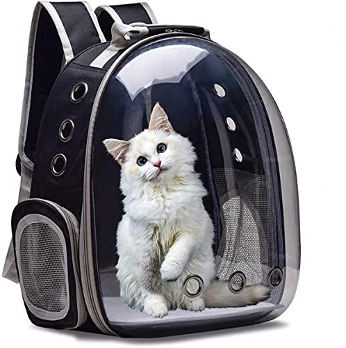 FayTun Sac à dos de transport pour animaux de compagnie - Sac à dos de voyage respirant - Pour chats et chiens de petite taille