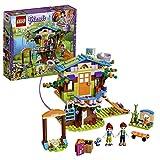 LEGO-Friends La cabane dans les arbres de Mia Jouet pour Fille et Garçon à Partir de 6 Ans et Plus, 351 Pièces 41335