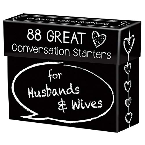 88 Great Conversation Starters for Husbands and Wives –...