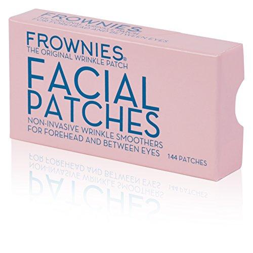 Frownies Frente y Ojos 144 Parches Antiarrugas Faciales Originales
