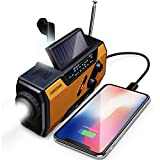 FosPower Radio Solaire Borne de Recharge Externe...