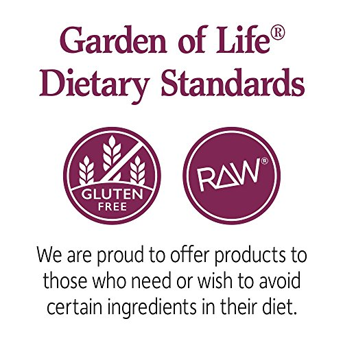 Garden of Life Heart Resveratrol Supplement - Raw Whole Food Antioxidant Formula for Heart Health, 60 Capsules 7