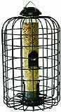 Stokes Select 38002 Tube Feeder, Four Feeding Ports, 15.25' H, Green
