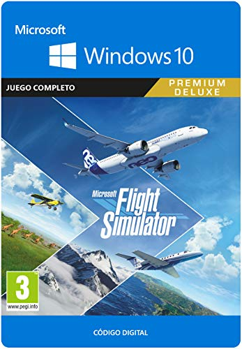 Microsoft Flight Simulator Premium Deluxe Edition | Código para PC