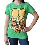 Teenage Mutant Ninja Turtles Juniors Michaelangelo Costume T-Shirt M