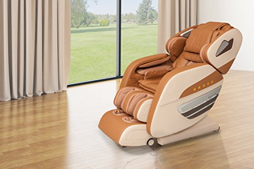 WELCON DYNAMITE Massagesessel - Luxus Massagestuhl mit...