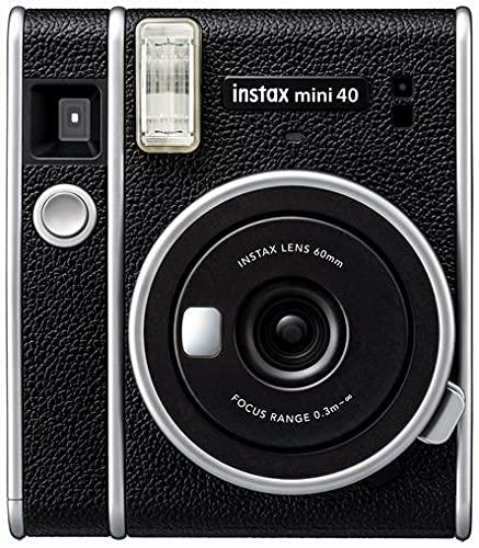 富士フイルム FUJIFILM インスタントカメラ チェキ instax mini 40 INS MINI 40