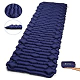 V VONTOX Matelas de Camping Gonflable, Matelas Camping...