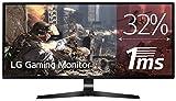 LG 29UM69G-B - Monitor Gaming UltraWide FHD de 73,7 cm (29') con panel IPS (2560 x 1080 píxeles, 21:9, 1 ms con MBR, 75Hz, FreeSync, 250 cd/m², 1000:1, sRGB 99%, DP x1, HDMI x1, USB-C x1) negro