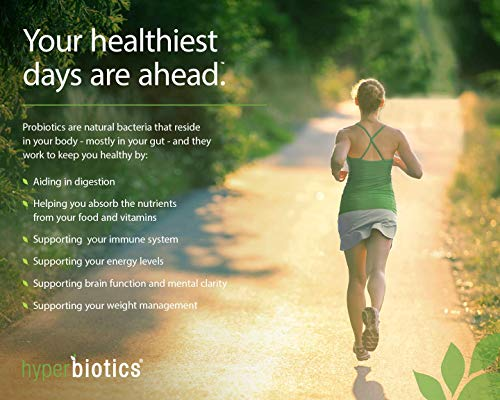 Hyperbiotics PRO-15 Probiotics—60 Daily Time Release Pearls— Digestive Supplement Formula—15x More Survivability Than Capsules—Patented Delivery Technology—Easy to Swallow 2