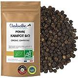 Pimienta Negra Kampot BIO, orgánica