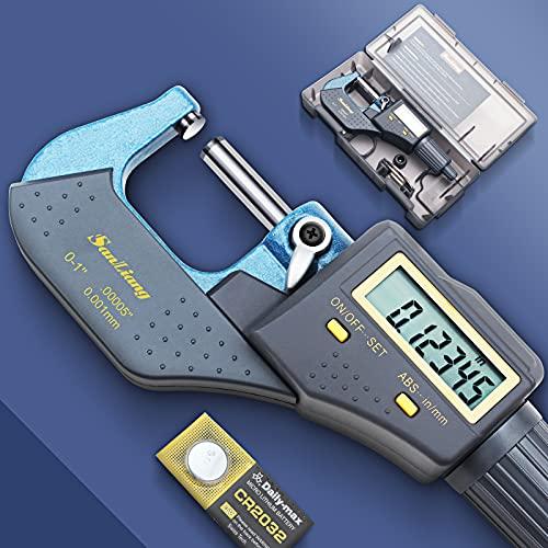 SanLiang Digital Electronic Micrometer Set...