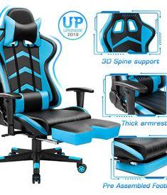 Peachy Top 20 Best Gaming Chairs Under 200 In 2019 Techsiting Ncnpc Chair Design For Home Ncnpcorg