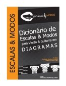 Dictionary of Scales and Modes for Guitar and Guitar in Diagrams