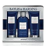 Baylis & Harding Coffret Cadeau 3 Soins pour Lui Citron Vert/Menthe