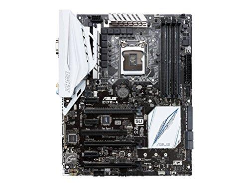 ASUSTeK Intel Z170搭載 第6世代Core i7(Socket LGA1151)対応 マザーボード Z170-A 【ATX】