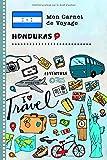Honduras Carnet de Voyage: Journal de bord avec guide pour enfants. Livre...