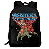 Lawenp Stark Industrie Travel Laptop Backpack Canvas Casual Bookbag