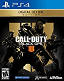 Call Of Duty: Black Ops 4 Digital Deluxe- PS4 [Digital Code] (Software Download)