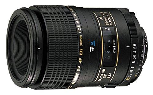Tamron AF 90mm f/2.8 Di SP A/M 1:1 Macro Lens for Canon Digital SLR Cameras (Model 272EE)