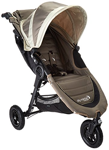 Baby Jogger City Mini GT Stroller - 2016   Baby Stroller with All-Terrain Tires   Quick Fold Lightweight Stroller