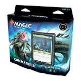 Magic: The Gathering Commander Legends Commander Deck – Reap The Tides   100 Card Ready-to-Play...