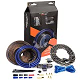 8 Gauge Complete Amp Kit True...