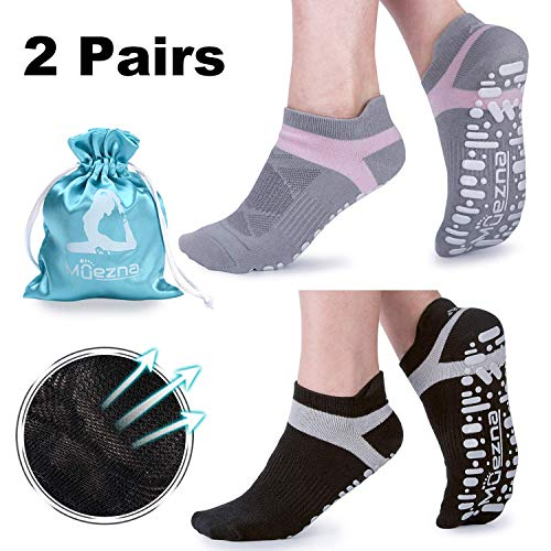 51tpPCmnCgL - The 7 Best Yoga Socks to Rock Your Poses