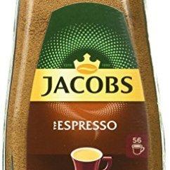 Jacobs löslicher Kaffee Espresso 6 x 100g
