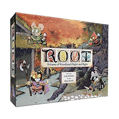 Leder Games | Root: A Game of Woodland Might and Right