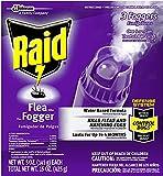 Raid Flea Flogger Plus Killer, Kills Fleas and Hatching Eggs (3 Count (Pack of 3)