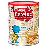 CERELAC Blé/Lait Dès 6 Mois Halal 400 g