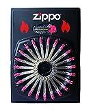 Zippo 60001220Briquet Écran Pierres 24Pieces, Laiton, 1x...