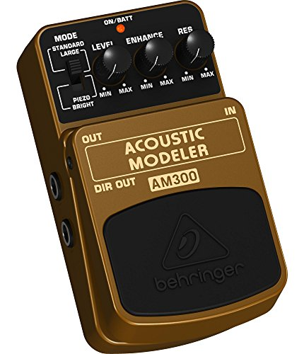 Behringer AM300 Acoustic Modeler Effect Pedal