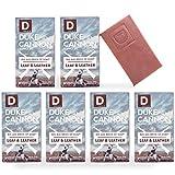 Duke Cannon Supply Co. Big Brick of Soap for Men, 10oz - Leaf + Leather (6 Pack)