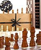 Jeu d'échecs Jaques - Ensemble Complet d'échecs Jaques...