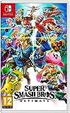 Super Smash Bros - Ultimate (Nintendo Switch) (EU Version) (Video Game)