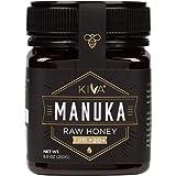Kiva Raw Manuka Honey, Certified UMF 20+ (MGO 850+) - New Zealand (8.8 oz) - LIMITED TIME SALE!!